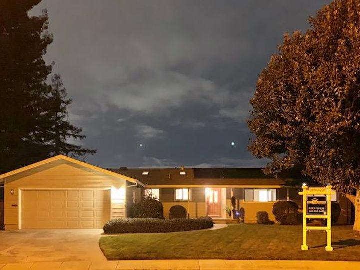 1125 Via Jose San Jose CA Home. Photo 1 of 2