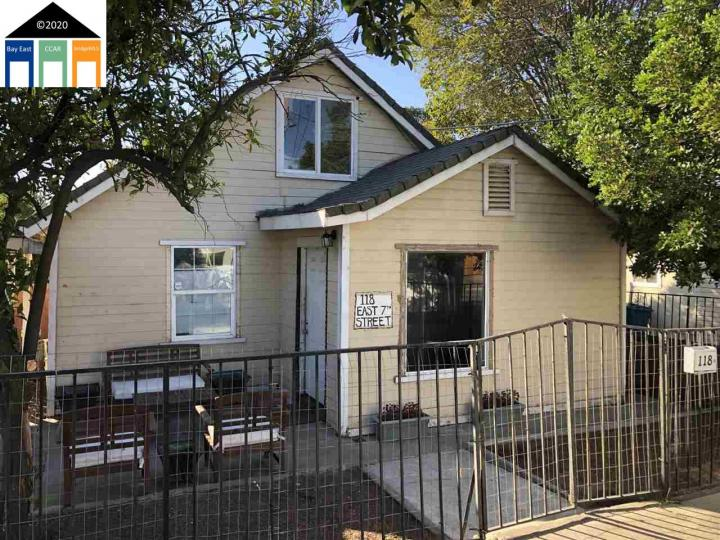 118 E 7th St Antioch CA Home. Photo 1 of 20