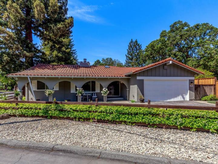 1242 Gronwall Ln Los Altos CA Home. Photo 1 of 26