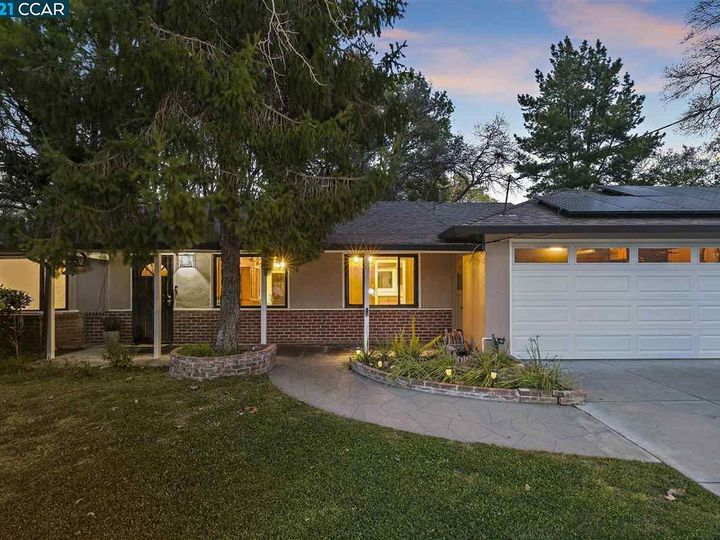 1806 Donna Dr Pleasant Hill CA Home. Photo 1 of 38