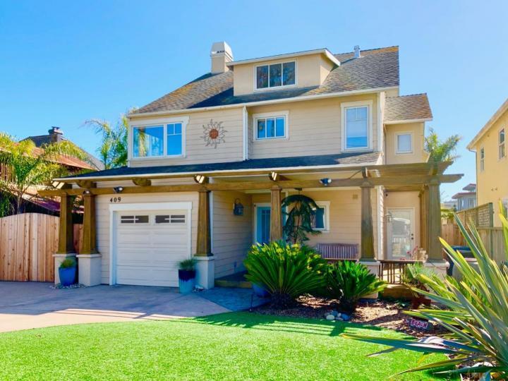 409 Oxford Way Santa Cruz CA Home. Photo 1 of 24
