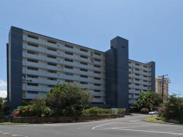 1011 Prospect St unit #403, Punchbowl Area, HI