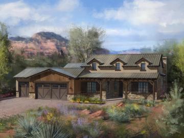 112 Lagos Ct, Sedona Ranch On Oak Creek, AZ