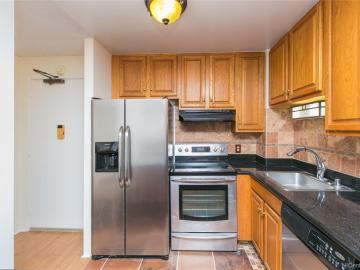 1255 Nuuanu Ave unit #E1708, Downtown, HI
