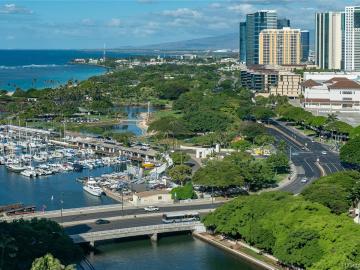 1551 Ala Wai Blvd unit #2204, Waikiki, HI