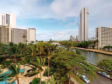 1551 Ala Wai Blvd unit #501, Waikiki, HI