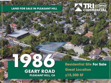 1986 Geary Rd, Pleasant Hill, CA