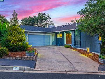 2 Saint Louis Ln Pleasant Hill CA Home. Photo 1 of 39