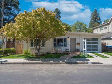 218 Johnson Ave, Los Gatos, CA