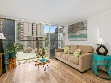 445 Seaside Ave unit #821, Waikiki, HI