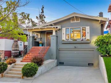 5119 Desmond St, Rockridge, CA