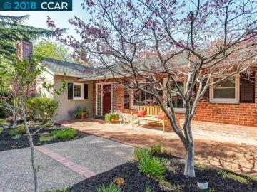 7 Overhill Rd, Moraga Estates, CA