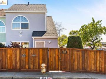 806 Bissell Ct, Central Richmond, CA
